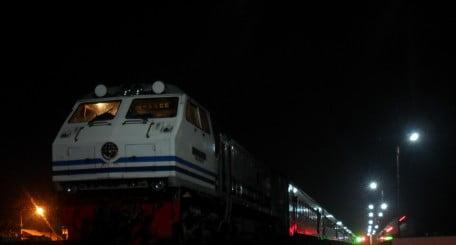 Cintaku Tertinggal Di Kereta Malam