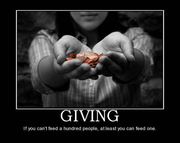 Aku Seorang Filantropis