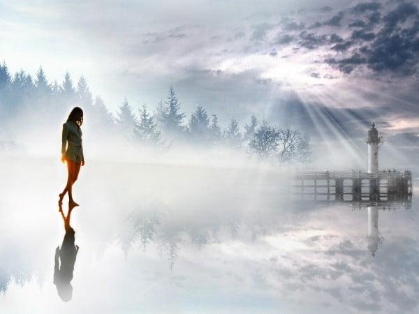 Menahan Dan Terus Berjalan