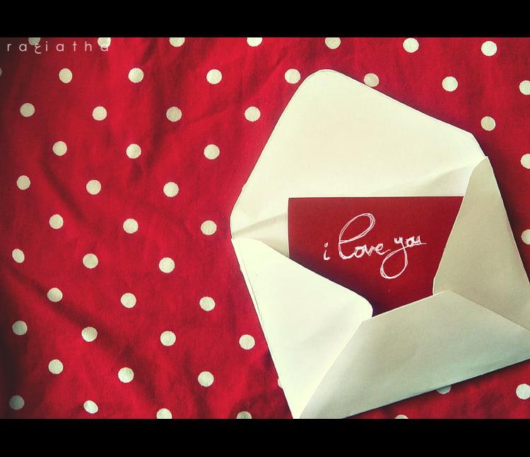 Sepasang Surat Cinta