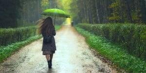Pada awal hujan