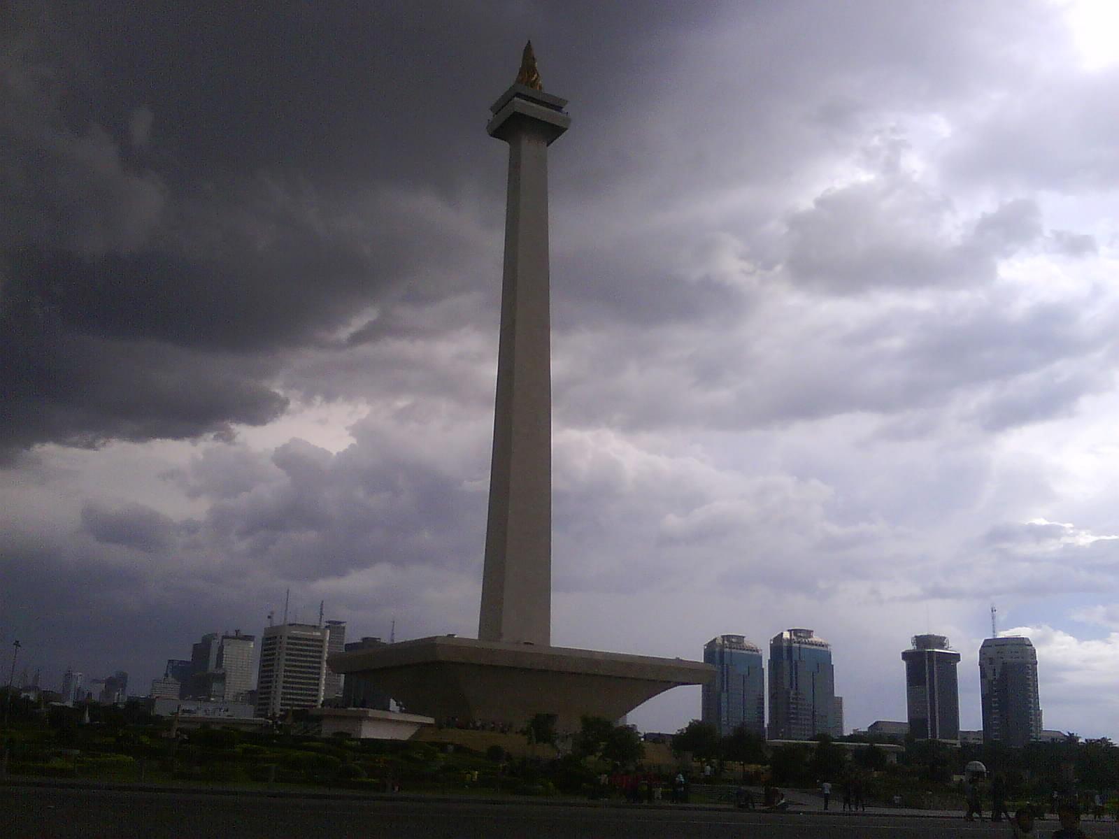 Wajah Muram Jakarta