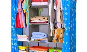 Kelebihan dan Kekurangan Lemari Pakaian Plastik serta Cara Merawatnya yang Benar