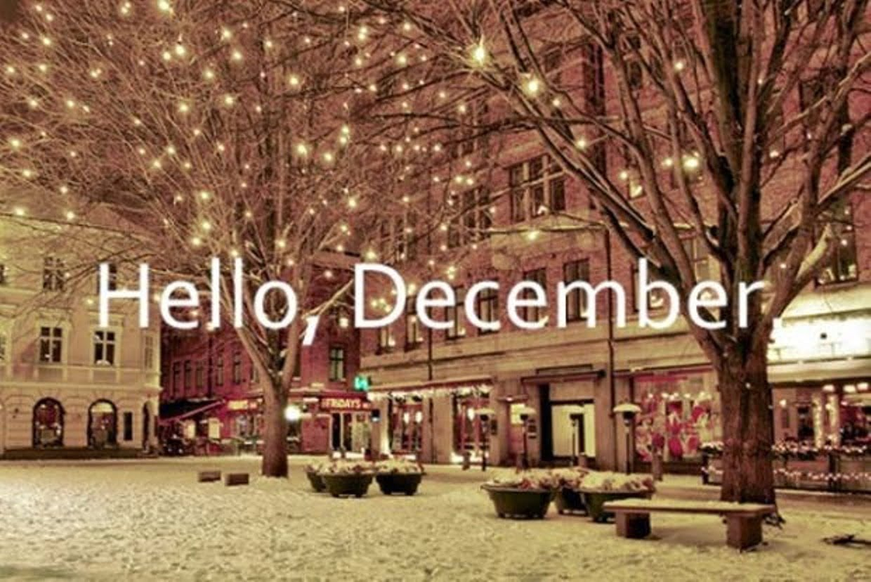 Gambar Selamat Datang Desember 9